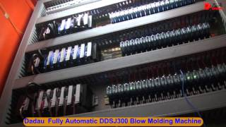 Dadau DDSJ300 single layer Blow Molding Machine fuel , water tanks  drums