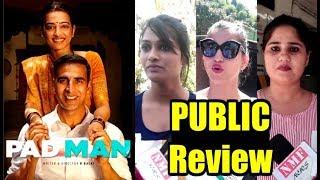 Padman PUBLIC Review - Akshay Kumar, Sonam Kapoor, Radhika Apte - CDS India