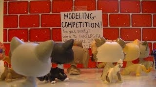 """LPS: My Life as a Model (Episode 1:""""The Competiton"""")"""