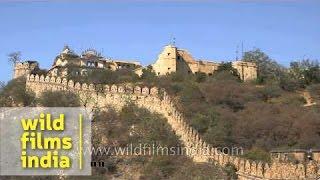 Bala Quila -  Alwar city, Rajasthan