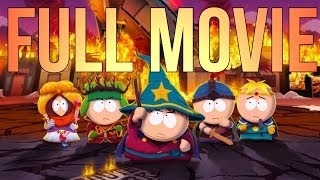 South Park: Stick of Truth - FULL MOVIE UNCENSORED - All Cutscenes!