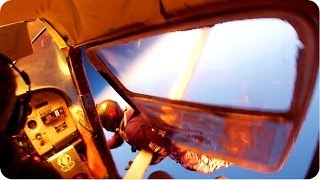 AMAZING Skydivers Land Safely After Plane Crash [EXTENDED CUT]