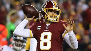 Redskins Top the Giants on Thanksgiving   Stadium