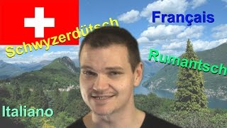 Languages of Switzerland - A Polyglot Paradise?