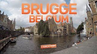 Summer in Bruges, Belgium (GoPro Hero 2018 footage)