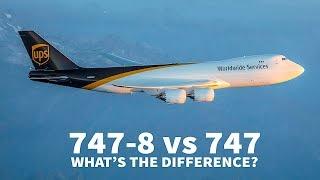 747-8 vs 747-400 | WHAT