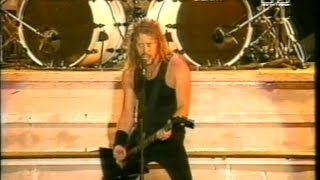 Metallica - Live - 1991-09-28 Moscow, Russia (TV Report)