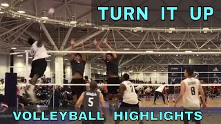 TURN IT UP - RVC Bamboo vs Tall Ones Volleyball HIGHLIGHTS (USAV Nationals Game 6)