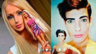 10 Barbie y Ken Reales