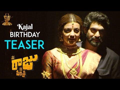 Kajal Aggarwal Birthday Teaser | Nene Raju Nene Mantri Telugu Movie | Rana Daggubati | Catherine