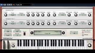 Free VST - Orpheus String Synth - vstplanet.com
