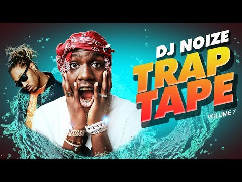 🌊 Trap Tape #07  New Hip Hop Rap Songs July 2018  Street Rap Soundcloud Rap Mumble DJ Club Mix