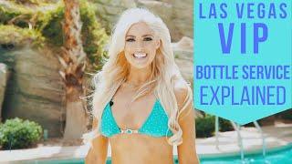 How Bottle Service Works - Excess VIP Las Vegas