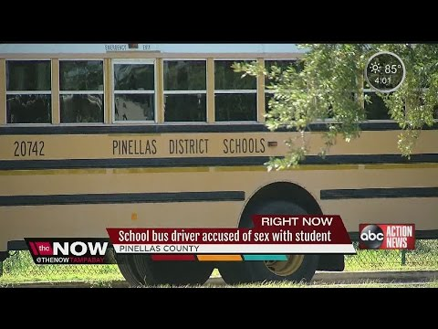 Xxx Mp4 School Bus Driver Accused Of Sex With Student 3gp Sex