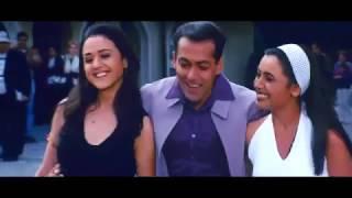 Dil Tera Mera Dil   Chori Chori Chupke Chupke 720p HD Song