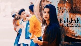 She Move It Like - Badshah | Choreography By Rahul Aryan | Dance Short Film | Earth..