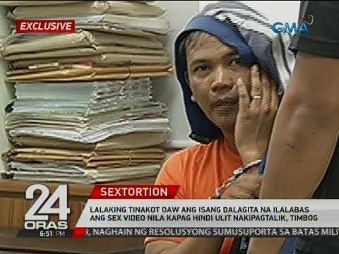 Xxx Mp4 24 Oras Exclusive Lalaking Tinakot Ang Dalagita Na Ilalabas Ang Sex Video Nila Timbog 3gp Sex