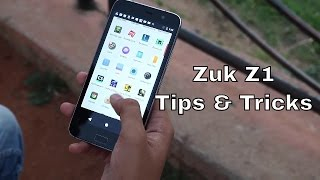 40 Tips and tricks and Hidden Features of Lenovo Zuk Z1
