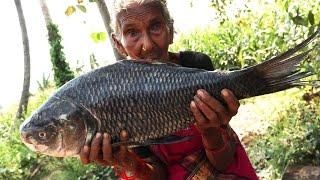 Big Fish Fry   7 kgs Big fish recipe By Our Granny