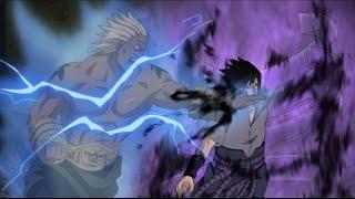 Naruto Shippuden Power levels (Kage summit)