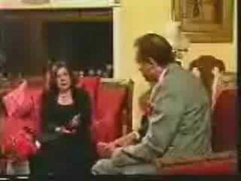 ناريمان تتحدث عن الملك فاروق queen Nariman speaking about king Farouk part1