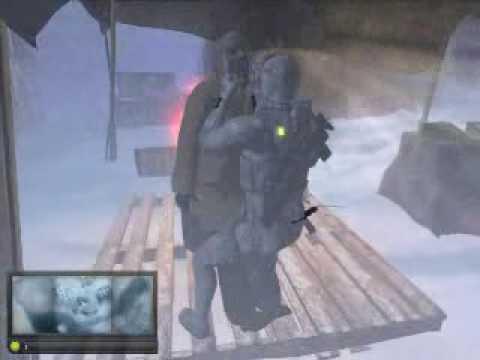 Walkthrough for Splinter Cell: Double Agent Mission 4 part1