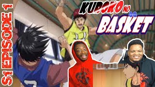 IS IT LIT?! Kuroko No Basket: Season 1 Episode 1 | Reaction