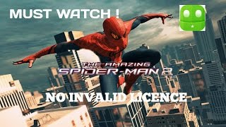 The Amazing Spider-Man 2 game download for free and very easy with licence.