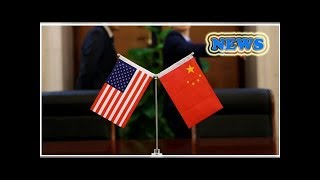 News China state media attack U.S. tariffs, leave scope for negotiation