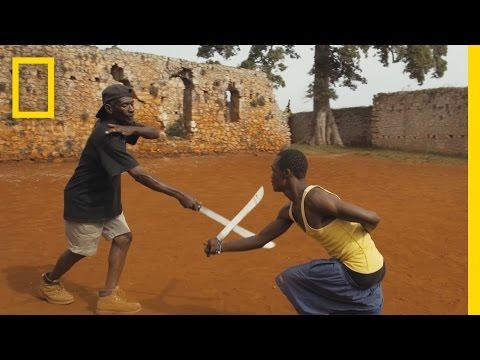 Xxx Mp4 A Machete Martial Arts Master Shares His Secrets Short Film Showcase 3gp Sex