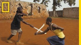 A Machete Martial Arts Master Shares His Secrets | Short Film Showcase