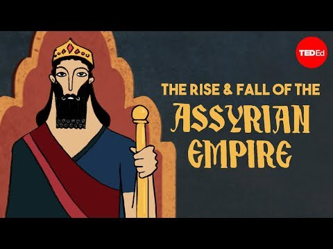 The rise and fall of the Assyrian Empire Marian H Feldman