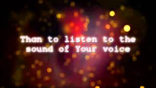Sound Of Your Voice - Third Day (by CVTT)