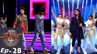 Super 4 I Ep 28 - Sreehari the top scorer! I Mazhavil Manorama