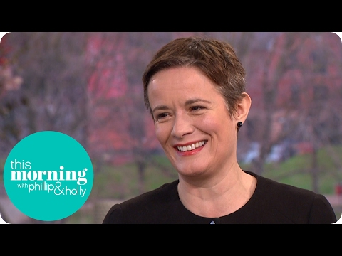 Holby's Catherine Russell Loves Her Berena Fans | This Morning