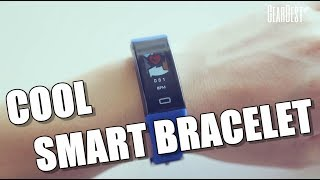 TenFifteen TF6 Smart Bracelet - GearBest