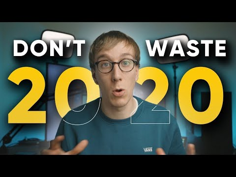 Make 2020 Your BEST Year Streaming