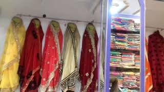 Nanad bhavjay suit saree showroom JEANPUR