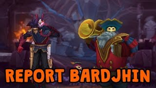 Report Bardjhin