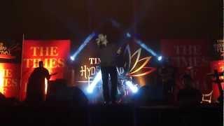 Zara Si Dil Mein De Jagah tu.MP4, KK'S LIVE SHOW IN HYDERABAD