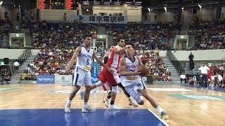Highlights: Philippines vs. Iran | Jones Cup 2017