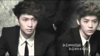 【张艺兴/鹿晗/吴亦凡】时间煮雨 Time Boils The Rain MV [自制]