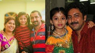 MogaliRekulu Fame Satya Family Video    RamaSeeta Serial Fame Dhanvi