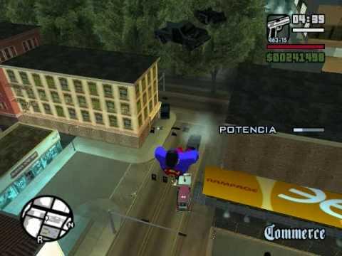 Historias del Gta San Andreas con Mods Capitulo 1 Sueños extraños de CJ parte 1 de 2