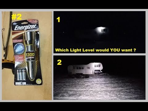 Xxx Mp4 Energizer Performance LED Flashlight Vs The AS SEEN ON TV Type Stuff 3gp Sex