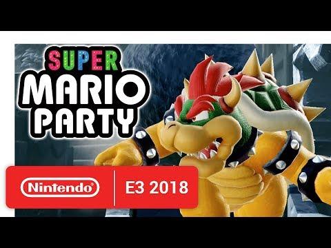 Super Mario Party Official Game Trailer Nintendo E3 2018
