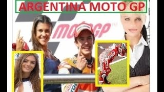 2016 ARGENTINA MOTO GP - FULL RACE REVIEW. Official Results