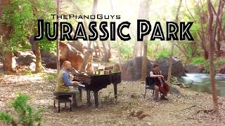 """""""Jurassic Park Theme"""" - 65 Million Years In The Making! - The Piano Guys"""