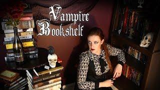 The Vampire Bookshelf