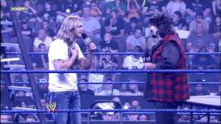 WWE SummerSlam 2008 - The Undertaker Vs Edge Official Promo (Spanish) HD